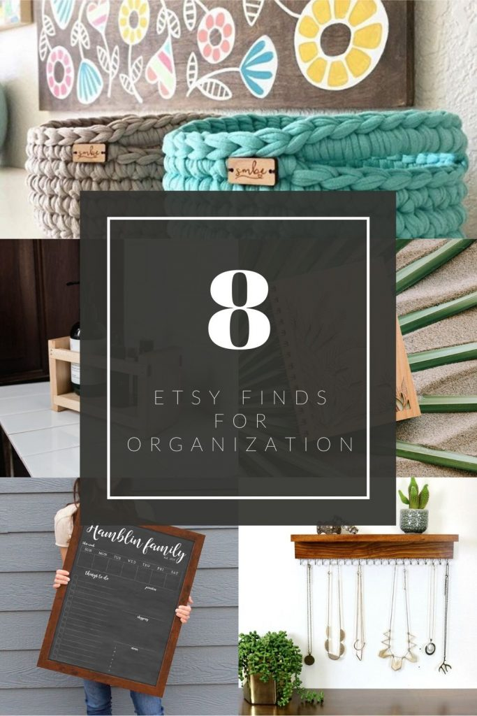 8 Etsy Finds to Get Organized