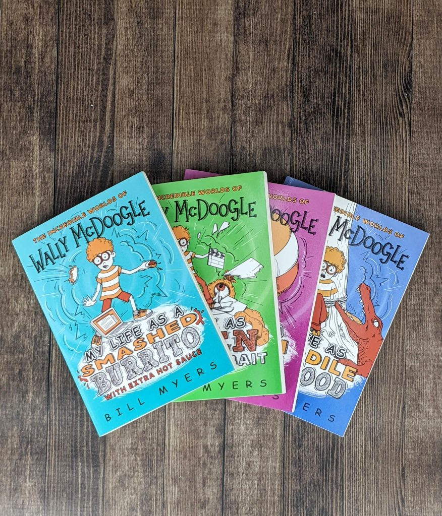 Summer Reading Book Review: Wally McDoogle Books