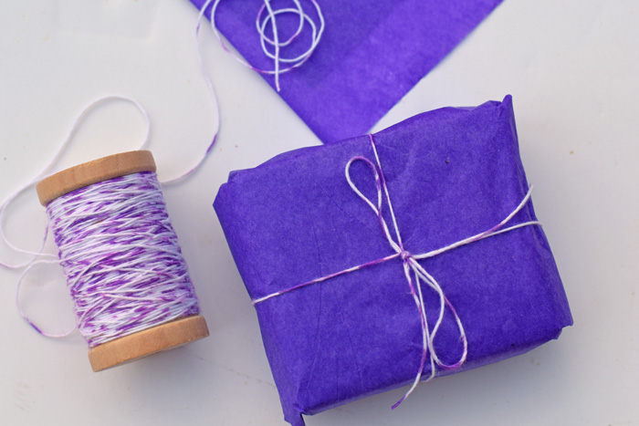Tips For Wrapping Gifts With Tissue Paper
