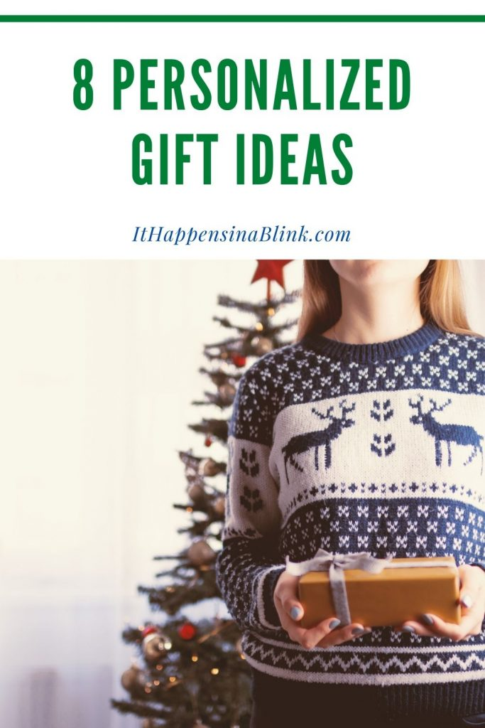 8 Personalized Gift Ideas