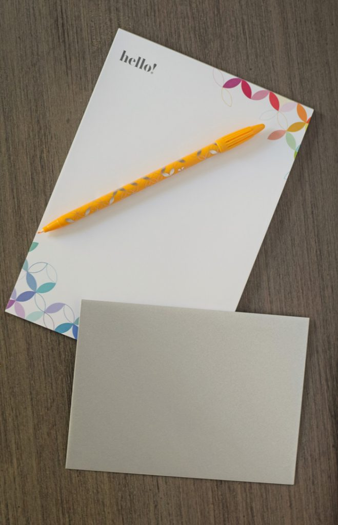 Tips and Ideas for Card and Letter Writing