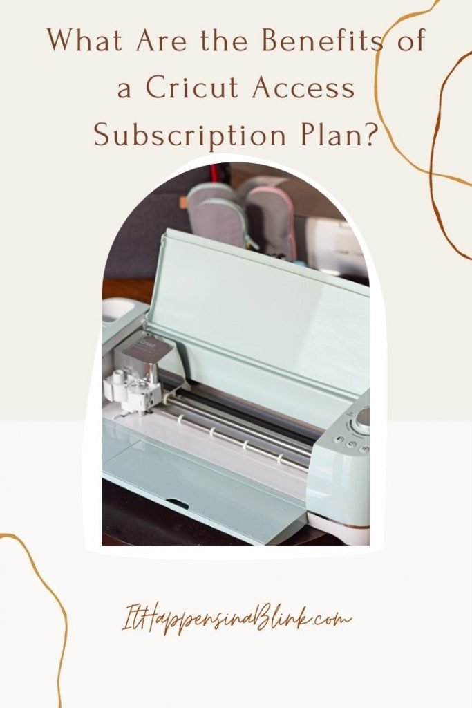 What Are the Benefits of a Cricut Access Subscription?