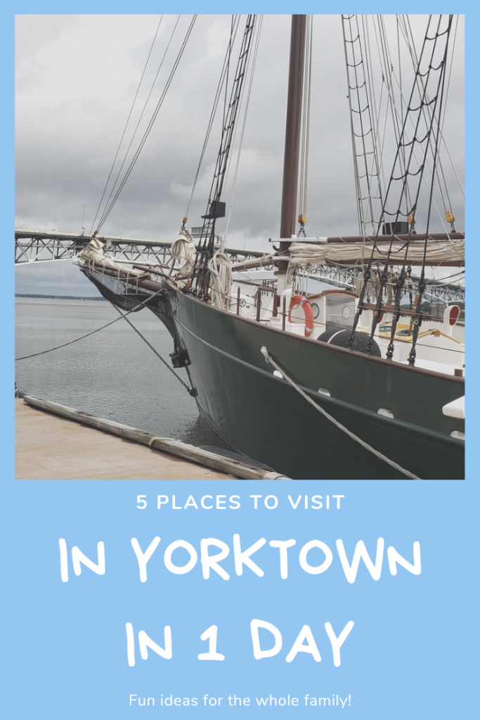5 Places to Visit in Yorktown in 1 day