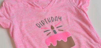 Custom Birthday Girl Shirt